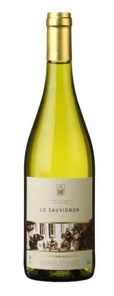 Guilhem Le Sauvignon Blanc Languedoc IGP Frankreich