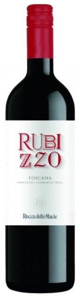 Rocca delle Macie Rubizzo Rosso IGT Rotwein Italien