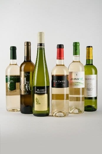 Vino Blanco Spanische Weißweine 12er Angebot