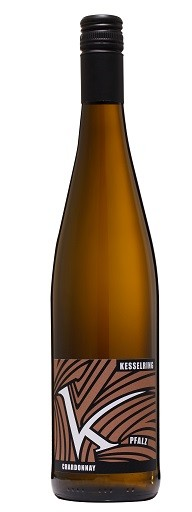 Lukas Kesselring Chardonnay trocken Pfalz Bio Vegan