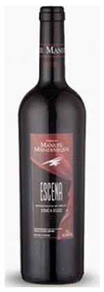 Bodegas Manuel Manzaneque Escena Tinto Finca Elez Wein Spanien