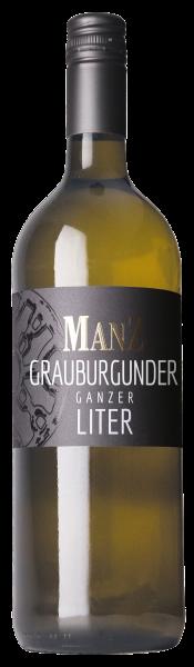 Manz Grauburgunder trocken Rheinhessen 1,0 l