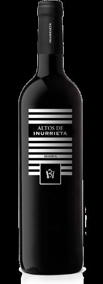 Altos de Inurrieta Reserva Rotwein Navarra Spanien