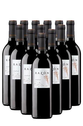Escudero Razon Tinto de Mesa 12er Angebot Spanien