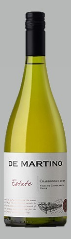 De Martino Chardonnay Estate Blanco Casablanca 2017 Chile