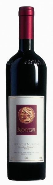 Argiolas Korem Rotwein Cuvee trocken aus Sardinien