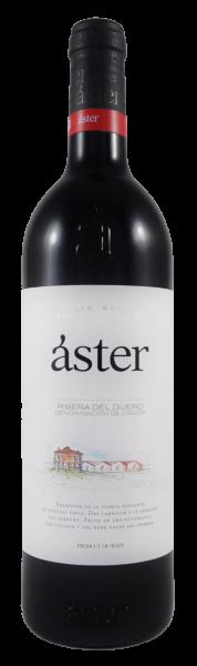Aster Crianza Ribera del Duero Tinto Wein aus Spanien Die Bodega