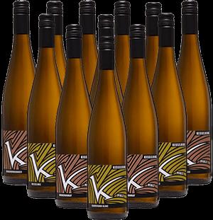 Lukas Kesselring Weißwein Probierpaket Pfalz 12er Angebot
