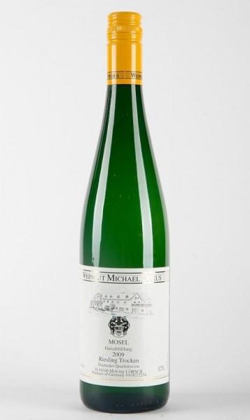Dixius Riesling trocken Liter Mosel Weißwein