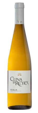 Cuna de Reyes Blanco Viura Rioja Wein Spanien Die Bodega online