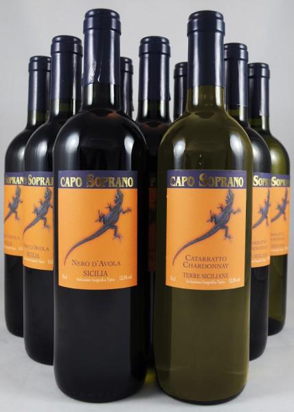 Fazio Capo Soprano Rosso & Bianco Italien 11+1 Angebot