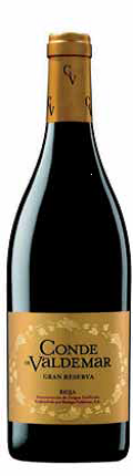 Conde de Valdemar Gran Reserva Tinto Rioja Spanien