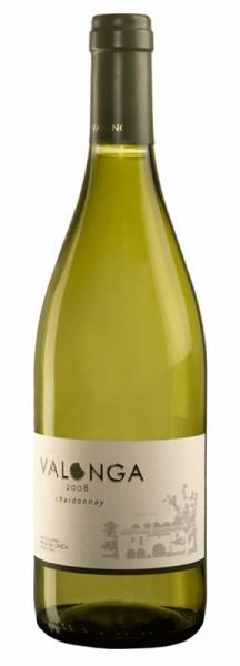 Valonga Chardonnay Blanco Valle del Cinca Spanien