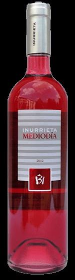 Inurrieta Mediodia Rosado Navarra Spanien