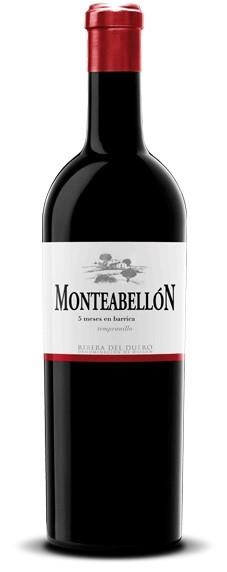 Monteabellon Tinto Roble 5 Meses Ribera del Duero
