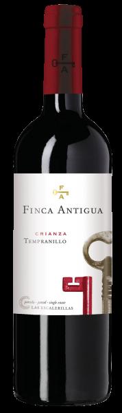 Finca Antigua Tempranillo Crianza Wein La Mancha Spanien