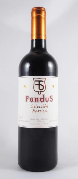 Fundus Tinto Fuente Reina Sevilla Wein aus Spanien Die Bodega