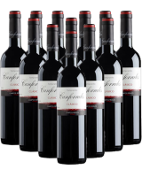 Canforrales Clasico Tinto Tempranillo 12er Angebot