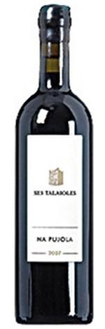 Ses Talaioles Na Pujola Tinto Mallorca Wein aus Spanien Die Bode