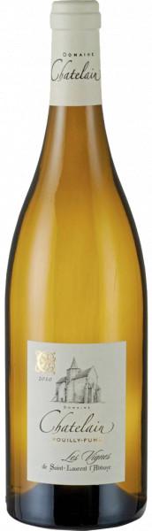 Chatelain Pouilly Fumé Les Vignes Blanc AOC Loire 2017 Frankreich