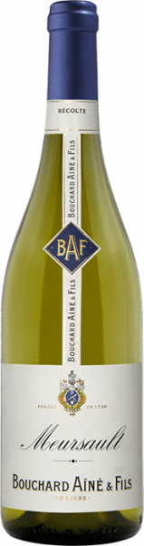Bouchard Aine & Fils Meursault Blanc AOP Bourgogne Frankreich