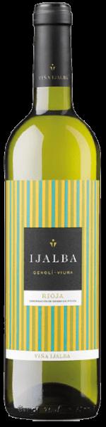 Ijalba Genoli Viura Blanco Rioja Spanien Bio