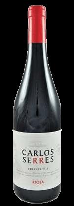 Carlos Serres Crianza Rioja Tinto Spanien