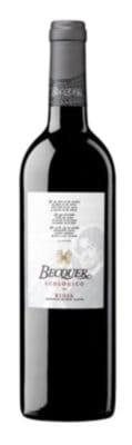 Becquer Ecologico Tinto Escudero Rioja 2015 Spanien Biorotwein