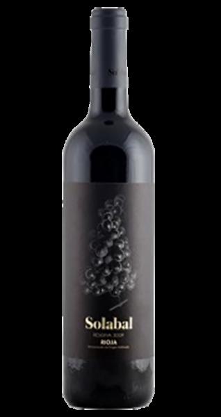 Rioja Reserva Solabal Tinto Tempranillo Wein Spanien