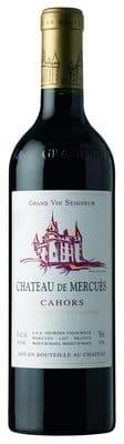 Chateau de Mercues Rouge Malbec Cahors AOC Wein aus Frankreich