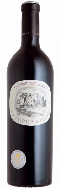 La Forge Cabernet Sauvignon Rouge Rotwein Frankreich