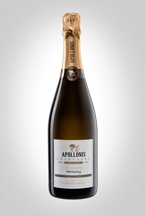 Michel Loriot Champagner Patrimony Brut AOC Frankreich