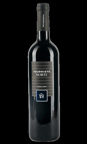Norte Tinto Roble Inurrieta Navarra Wein aus Spanien Die Bodega