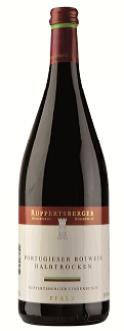 Ruppertsberger Portugieser Rotwein halbtrocken 1,0 l Pfalz
