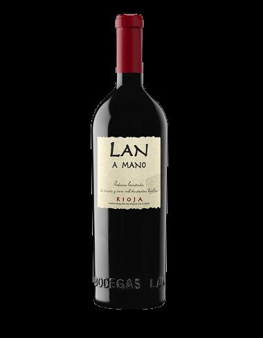 LAN A Mano Tinto Edicion Limitada Rioja Spanien