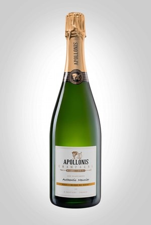 Michel Loriot Champagner Authentic Meunier Brut