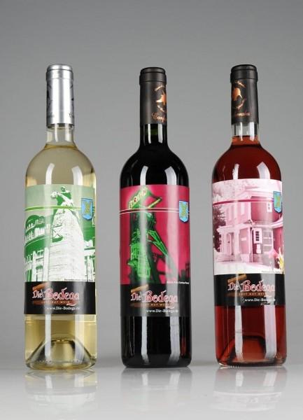 Weinpräsent Castrop-Rauxel 3er Weinpaket / Wein Shop - Die Bodeg