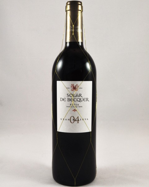 Gran Reserva Rioja Solar de Becquer Escudero Spanien