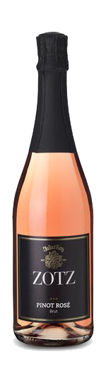 Julius Zotz Pinot Rosé Sekt Brut Jahrgangssekt Baden