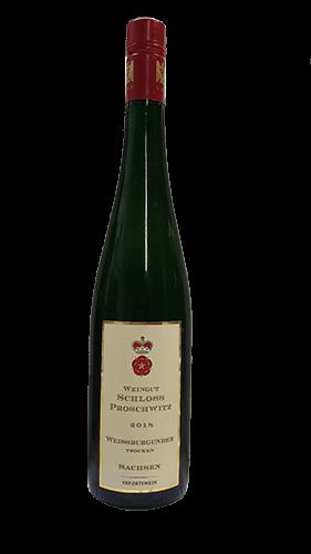 Schloss Proschwitz Weißburgunder trocken VDP Sachsen