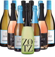 Julius Zotz alkoholfrei Probierpaket 12er Angebot