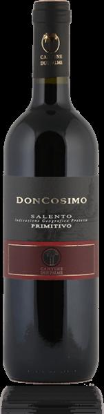 Due Palme Don Cosimo Primitivo Rosso di Puglia IGP Italien