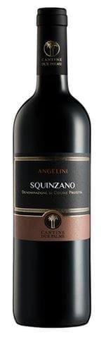 Due Palme Squinzano Angelini Rosso Puglia Italien