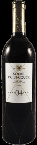 Solat de Becquer Gran Reserva Rioja Escudero Spanien