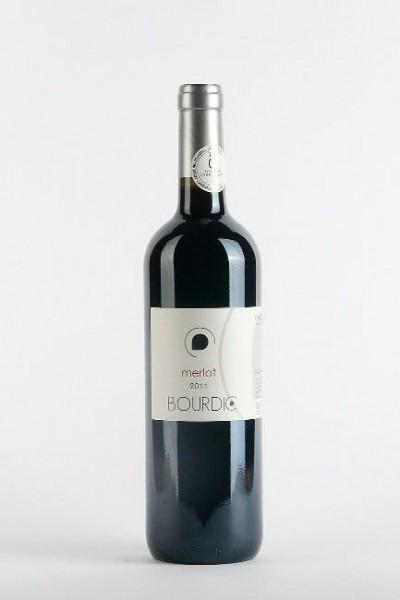 Bourdic Merlot Rouge Wein aus Frankreich Shop Die Bodega online