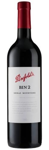 Bin 2 Penfolds Shiraz Mourvedre Rotwein Australien