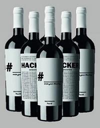 Ferro 13 Weine #Hashtag Hacker Probierpaket Italien