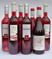 Premium Rosés - Rosados aus Spanien 12er Angebot