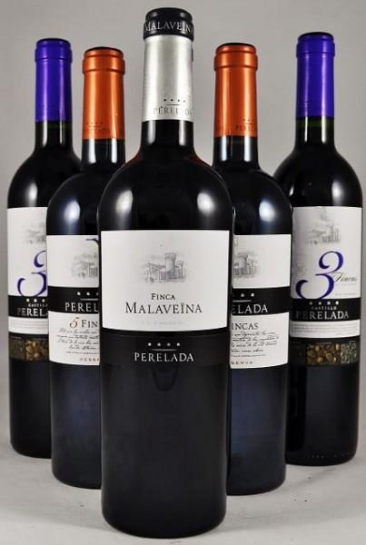Castillo Perelada 6er Weinpaket Tintos Emporda Spanien