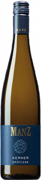 Manz Kerner Spätlese Weißwein Kehr Rheinhessen